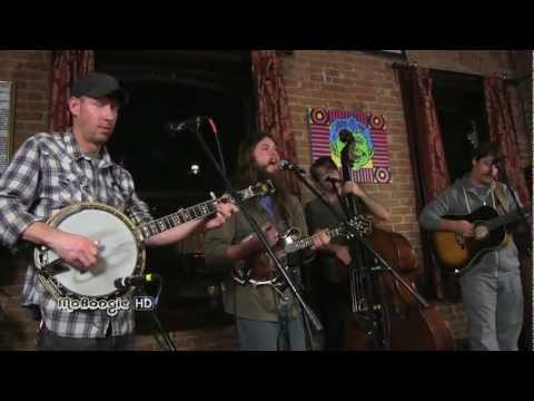 """GREENSKY BLUEGRASS """"Don't Lie"""" - live MoBoogie Loft Session"""