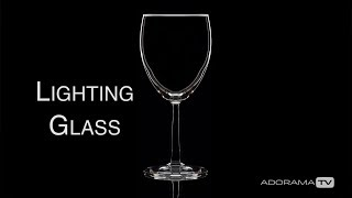 Photographing Glass: Two Minute Tips with David Bergman
