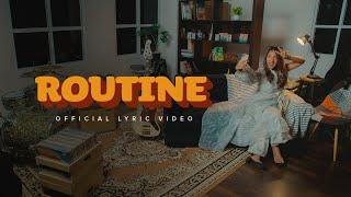 Wanda Omar - Routine (Official Lyric Video)