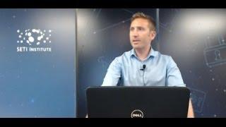 Carbon dioxide snowfalls, polar caps, and the climate of Mars - Paul Hayne (SETITalks)