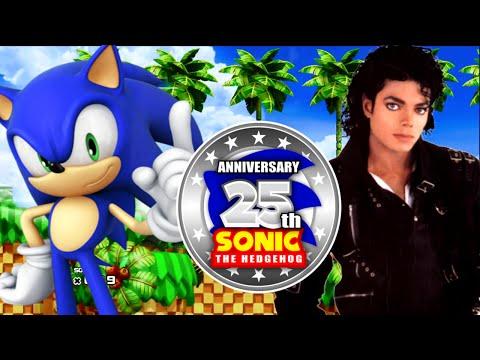 Sonic 3 & Michael Jackson - Sonic 25th Anniversary Special