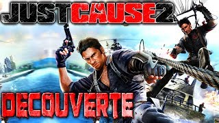 Découverte | Just Cause 2 | Aussi fun que GTA ?!