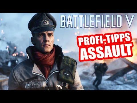 Profi-Tipps für den Sturmsoldaten! Battlefield 5 Veteranen Assault Tutorial thumbnail