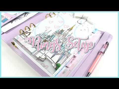My Kikki K Rings Setup // Feat. Scribble Prints Co