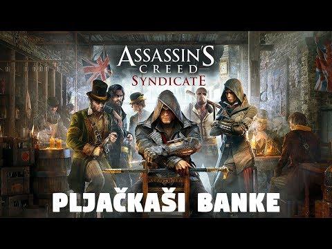Assassin's Creed Syndicate - Otkrivamo pljackase banke