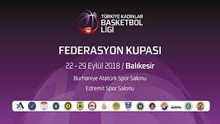 Edremit Bld. Gürespor - Mardin BŞB. ( Kadınlar Federasyon Kupası )