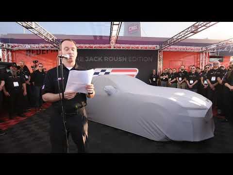 2020 Jack Roush Edition Mustang Reveal | ROUSH Performance