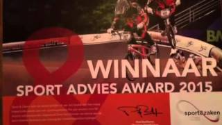 SportAdviesAward 2015: de winnaar...