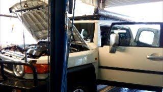 видео Масляный фильтр на Toyota FJ Cruiser  - 4.0 л. – Магазин DOK | Цена, продажа, купить  |  Киев, Харьков, Запорожье, Одесса, Днепр, Львов