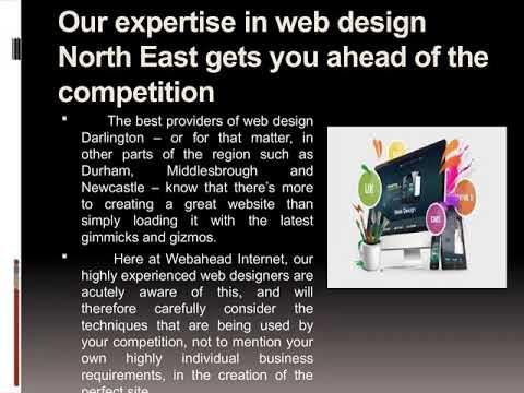Webahead Internet Ltd   Web Design Darlington & North East