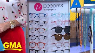 'GMA' Deals and Steals from a small business on eyewear l GMA