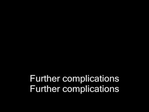 Jarvis Cocker-Further Complications (Lyrics)