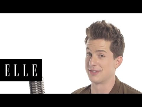 Charlie Puth Plays 'Puth or Dare' | ELLE