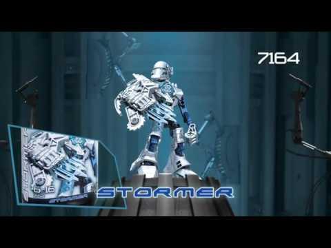 2010 LEGO HERO FACTORY - Full Range Preview