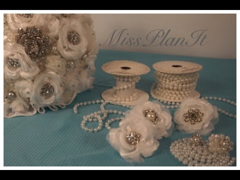 Diy Create This Brooch Bouquet For Under Part