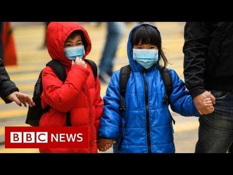 Coronavirus: Companies tell workers 'stay at home' - BBC News