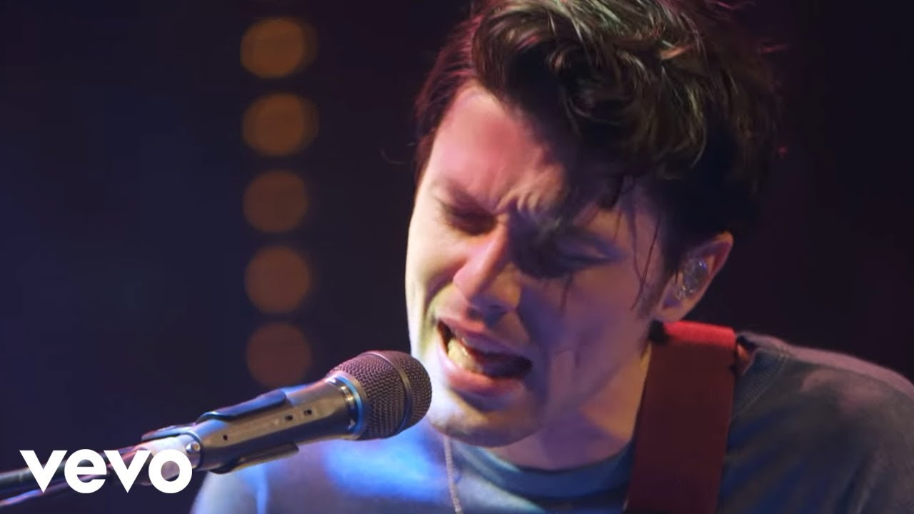 James Bay Delicate Taylor Swift Cover In The Live Lounge