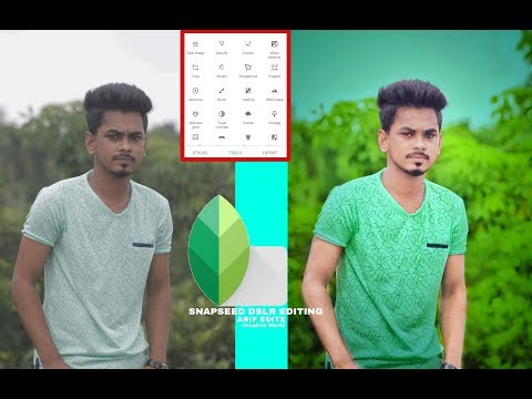 Snapseed Best DSLR Color Effect Editing Tricks||New Snapseed Photo Editing ||Realistic Color Effect