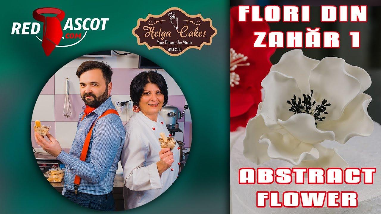 Flori din pasta de zahar / Curs incepatori by HelgaCakes