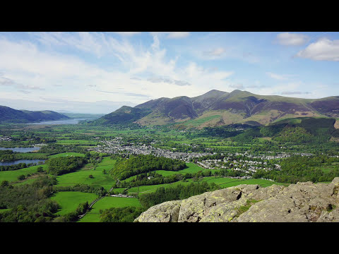 Walking the Cumbria Way with John Gillham