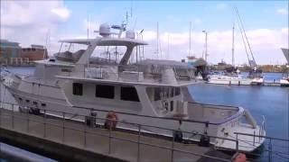Gentle Annie, Fleming 65 Motor Yacht, Belfast