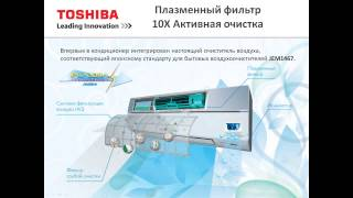 обзор сплит-систем Toshiba(, 2014-10-19T09:59:43.000Z)