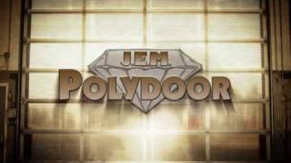 JEM Polydoor Trailer - Overhead Doors