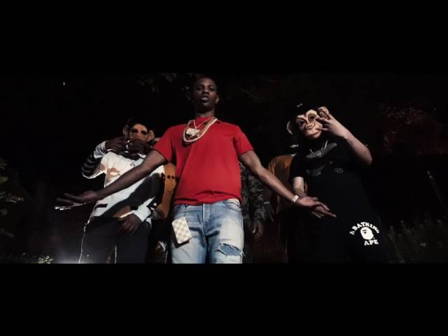 A Boogie Wit Da Hoodie - Jungle (Prod. by D Stackz / Dir. by Gerard Victor) [Official Music Video]