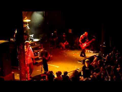 Drowning Pool - Bodies - Trees, Dallas, TX 03-11-2011