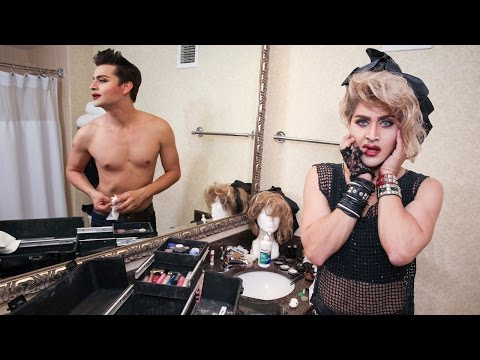 """Hung Up"": Male Superfan Spends $75,000 On Surgery To Look Like Madonna"