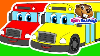 """Counting School Buses"" 