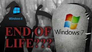 The End Of Free Windows 7 Updates, Useless Apps, & Cheaper Amd Cards -- Yolk'd #83
