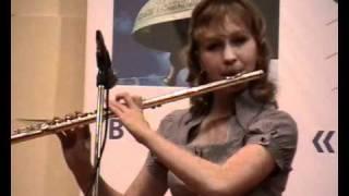 И.Кванц.Концерт для флейты.Ольга Следникова.