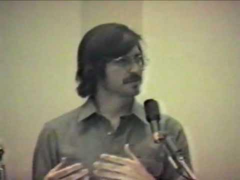Vintage Steve Jobs footage on Apple