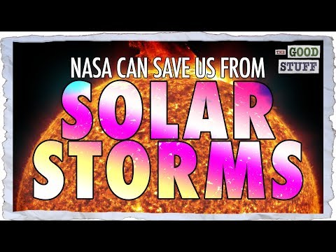 Can NASA Save Us From Solar Storms?
