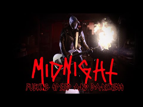 """Midnight """"Fucking Speed and Darkness"""" (OFFICIAL VIDEO 