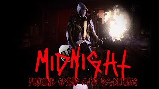 "Midnight ""Fucking Speed and Darkness"" (OFFICIAL VIDEO 