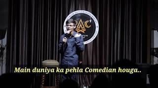 Stand-Up Comedy by Audience