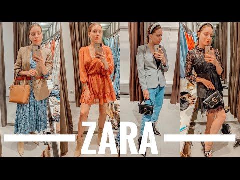 Новинки в ZARA на осень 2019 и образы