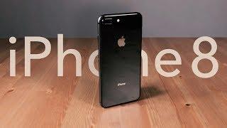 Настоящие возможности iPhone 8 plus!