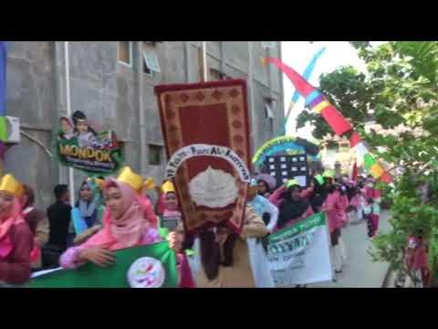 Karnaval Hari Santri Nasional Pondok Pesantren Se-Mranggen