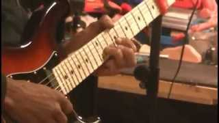 Greg Howe Kick it all over, live clinic at Kauffmann