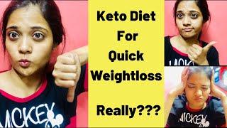 Keto Diet for Quick Weightloss ?  Somya Luhadia