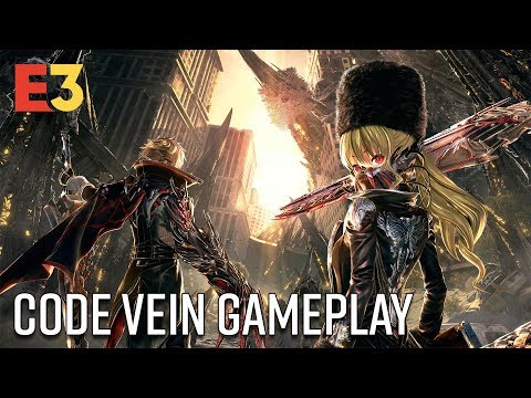 Code Vein Has Comically Large Breasts, Melodrama and a Proper Dose of Soulsborne