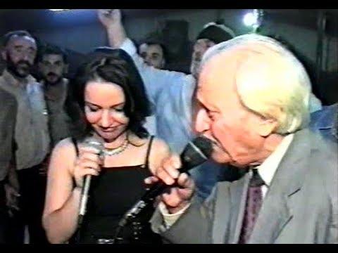 اسمهان ماضي و صالح رمضان المحاورة الكاملة بالصوت و الصورة من أرشيف تسجيلات الملك Youtube