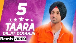 5 Taara Remix Diljit Dosanjh DJ Aquib Khan Latest Punjabi Songs 2019 Speed Records