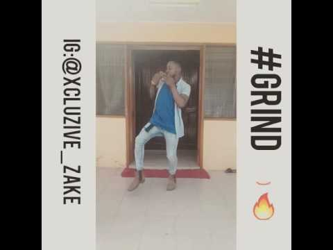 Grind by vision dj ft A.I official viral dance vid