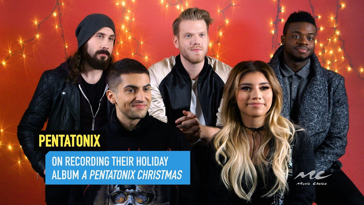 Pentatonix Talk Holiday Album 'A Pentatonix Christmas' - YouTube