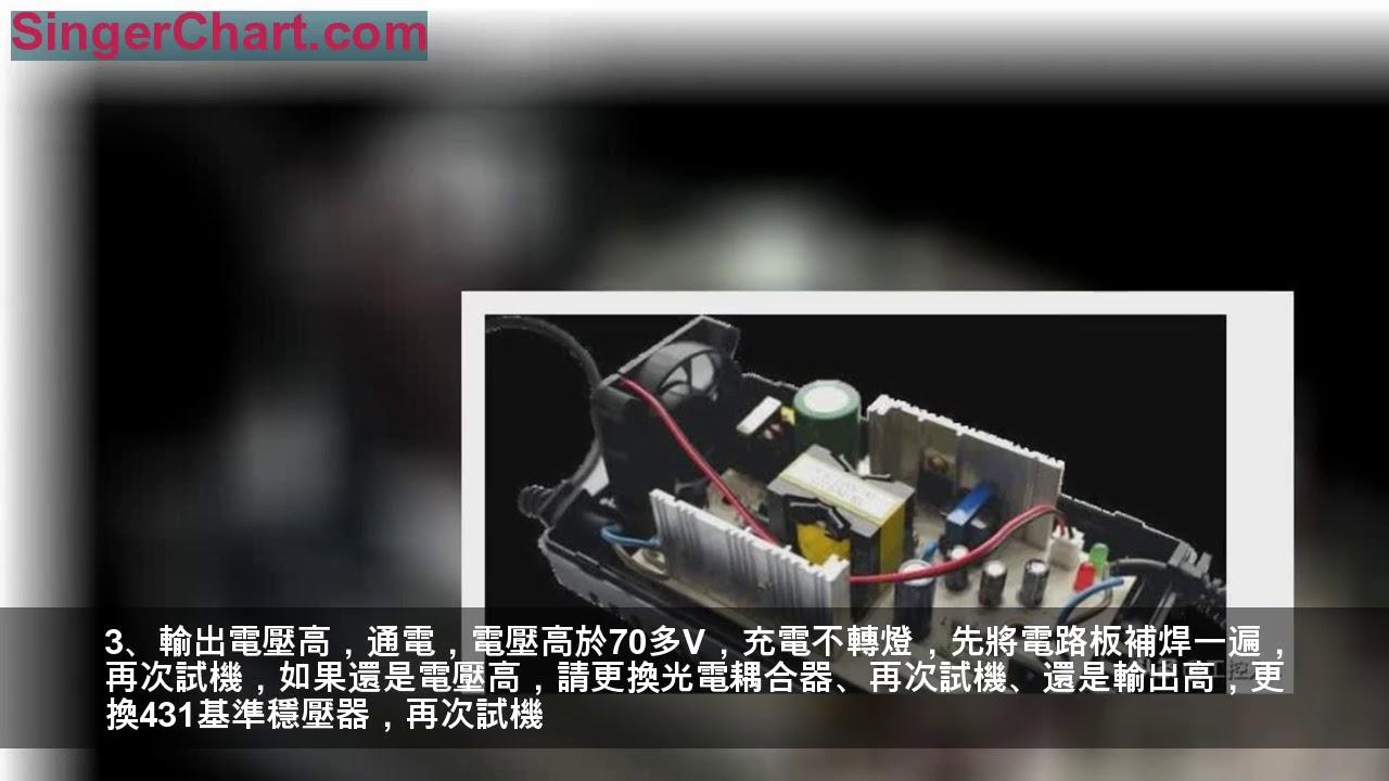 電動車充電器常見故障分析 - YouTube