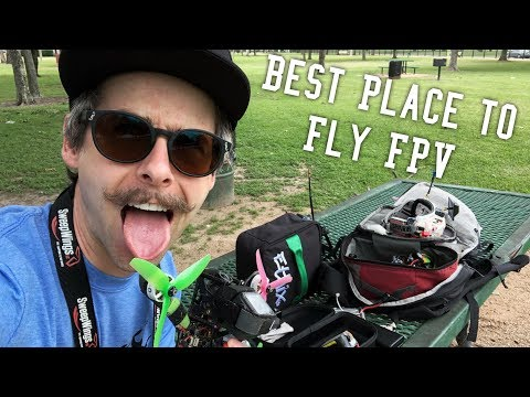 My Favorite ACRO FREESTYLE Environment | FPV